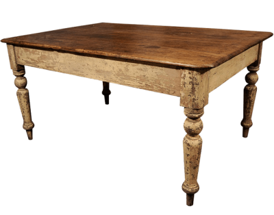 Aged, Old, Brown, Table, Dining Table Vintage Png PNG Images