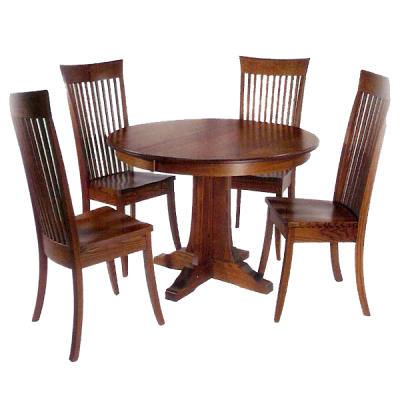 Dining Table For 4 People, Brown, Chair, Table Png PNG Images