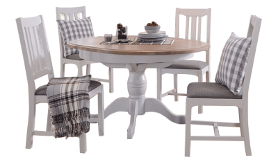Small Family Table For 4 People, A Dining Table, Blanket, Chair PNG PNG Images