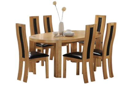 Dinner Table PNG With Flowers Ornament PNG Images