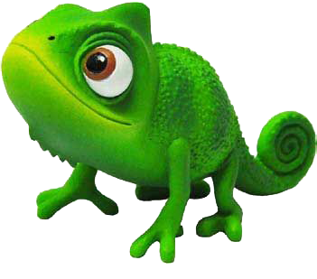 Chameleon Disney Pascal Png Images PNG Images