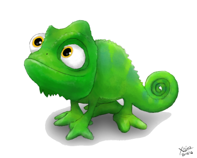 Disney Pascal Png Transparent Images   PNG Images