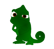 Funny Disney Pascal Picture PNG Images