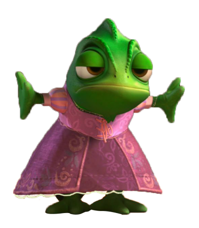 Girl Disney Pascal Png PNG Images