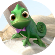 Gold Disney Pascal Png Transparent Images