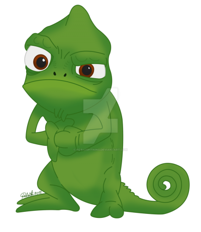 Green Disney Pascal Png PNG Images