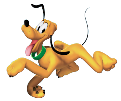 Mickey Mouse Pluto Disney Png PNG Images