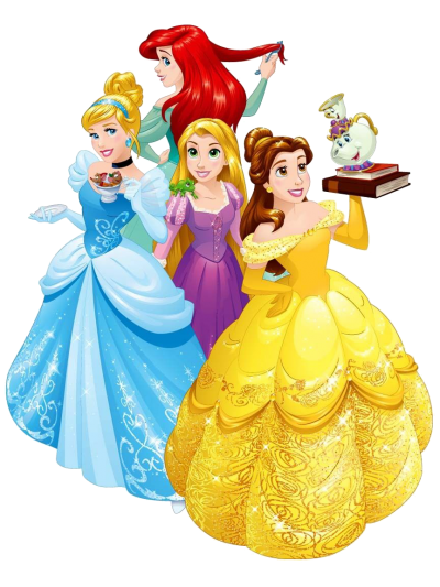 Disney Princesses Best Png
