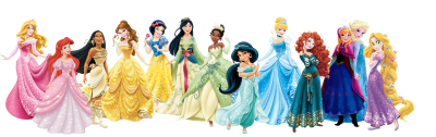 Disney Princesses PNG Picture PNG Images