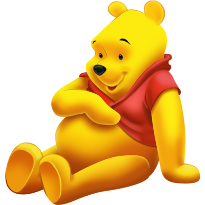 Winnie The Pooh Disney Picture PNG Images