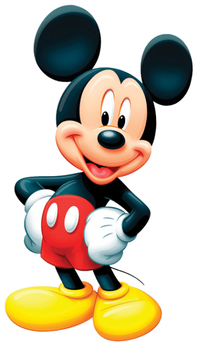 Mickey MOuse Disney Transparent PNG Images
