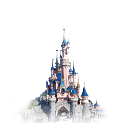 Cinderella Castle Disney Transparent Picture