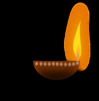 Diwali Lamp Clipart Pic PNG Images