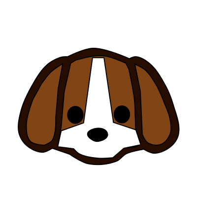 Transparent Dog Image Icon