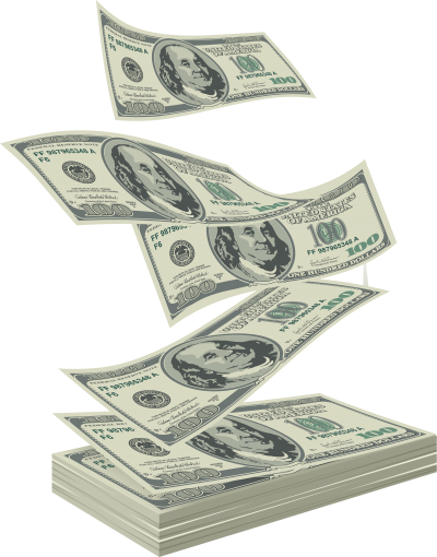 Dollar Free Transparent Png PNG Images