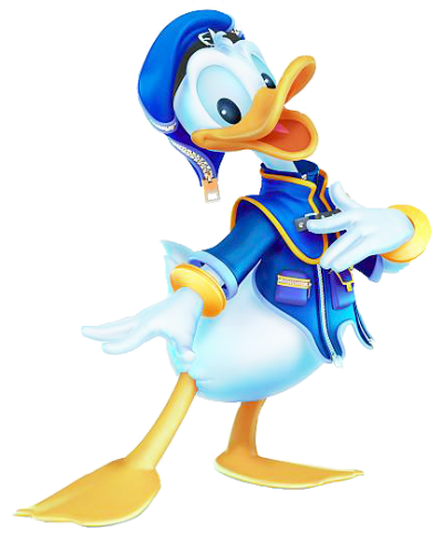 Blue Donald Duck Png Images