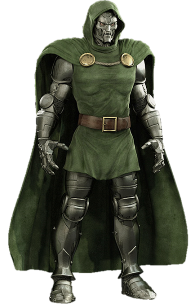 Dr Doom Cut Out Png PNG Images