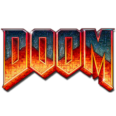 Doom Logo PNG Picture PNG Images