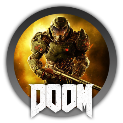 Doom Game Free Cut Out PNG Images