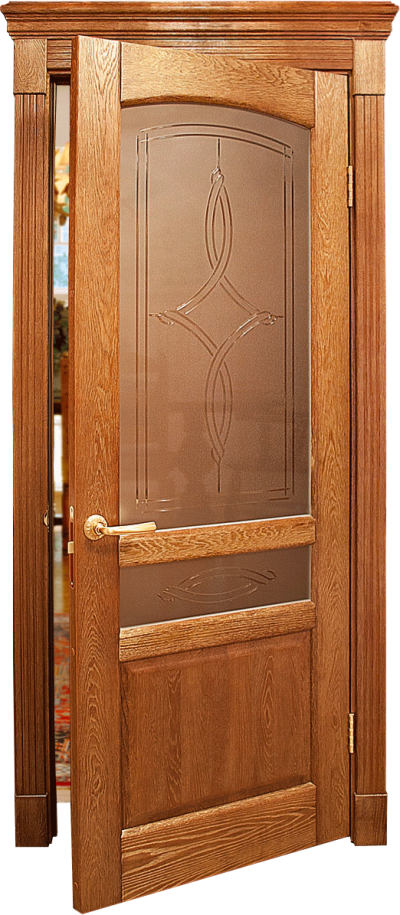 Bright Wood Door Png PNG Images