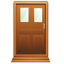 Door Icon Big Png