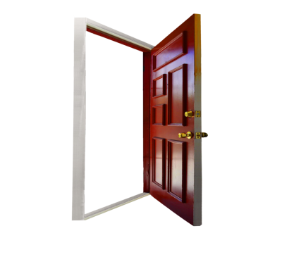 Open Empty Door Png