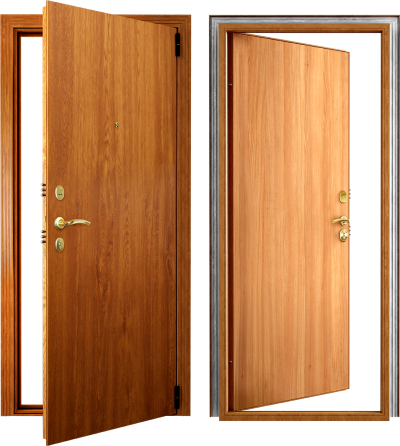 Steel Open Door Png