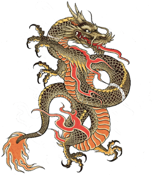 Dragon Tattoos Png PNG Images