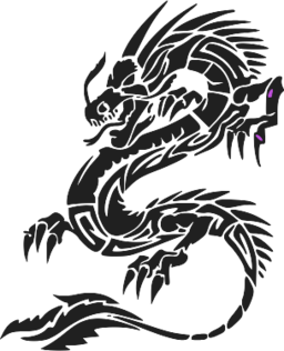 HD Dragon Tattoos Photo Png