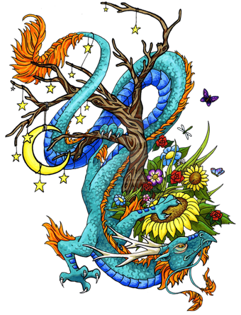 Transparent Picture Dragon Tattoos PNG Images
