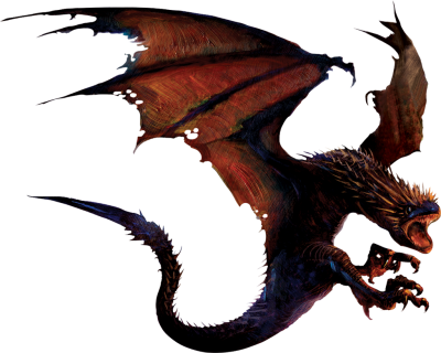 Red Dragon Transparent Image PNG Images