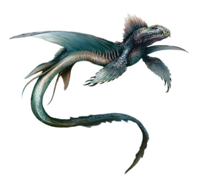 Dragon Eel Images PNG Images