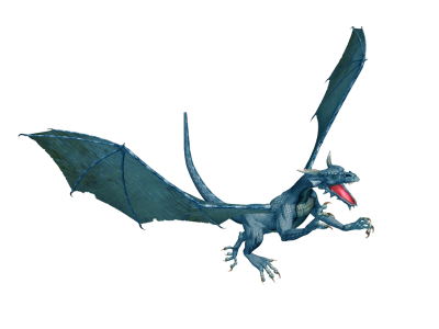 Flying Dragon PNG Images
