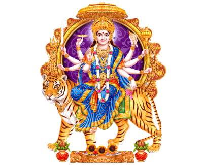 High Quality Durga Matha Png Images
