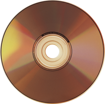 Brown Dvd Transparent Picture