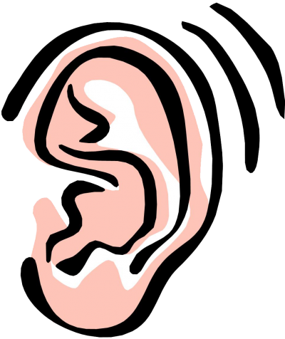 Ear Vector Graphics Hearing PNG PNG Images