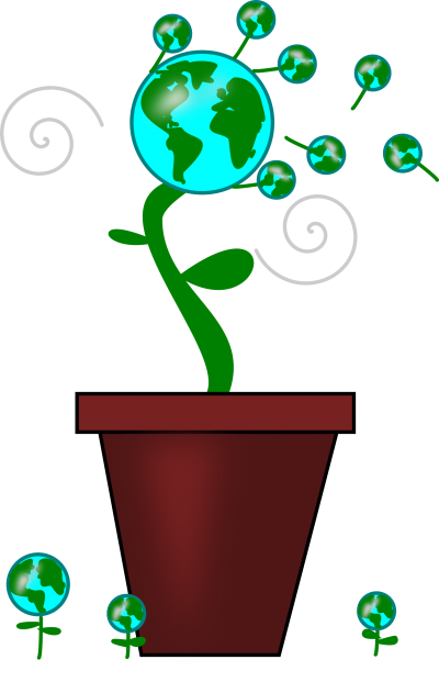 Dandelion Earth Png Clipart