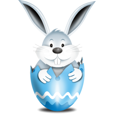 Easter Bunny PNG Images