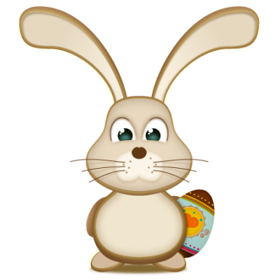 Easter Bunny Clipart Photo 13 PNG Images