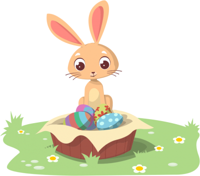 Easter Bunny Hd Photo 5 PNG Images