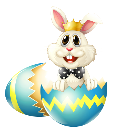 Easter Bunny Hd Photo PNG Images