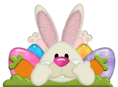 Easter Bunny Clipart Photo PNG Images