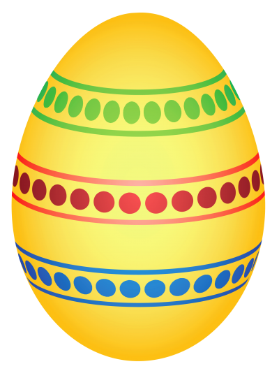 Download Easter Eggs PNG