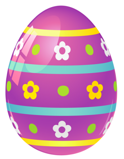 Easter Eggs Cut Out Png