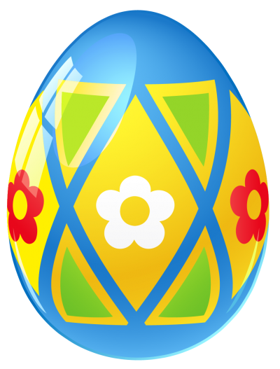 Easter Eggs Transparent