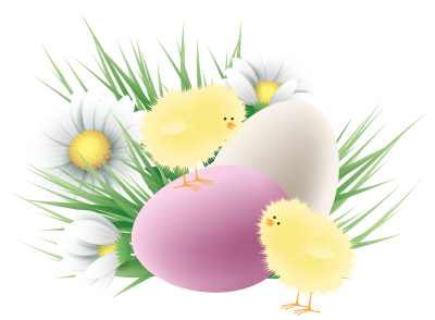 Easter Flower Transparent Picture PNG Images