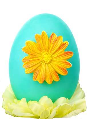 Easter Flower Transparent Background PNG Images