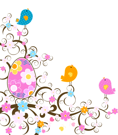 Easter Flower Free PNG PNG Images