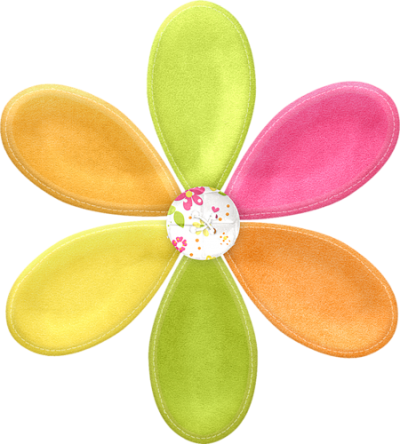 Easter Flower PNG Picture