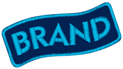 Blue Embroidery Png PNG Images